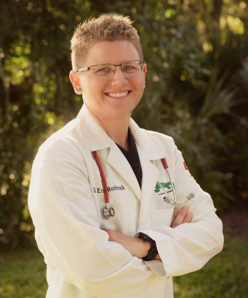 Dr. Erin Rothrock - My Pets Animal Hospital - Lakeland Florida Veterinarian